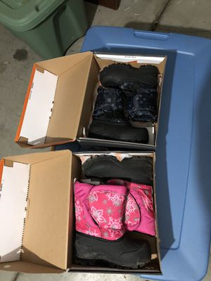Snow Boots, Kids for Sale in Ladera Ranch, CA