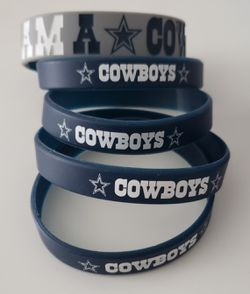 Cowboys, Nike, Adidas bracelets for Sale in Irving,  TX
