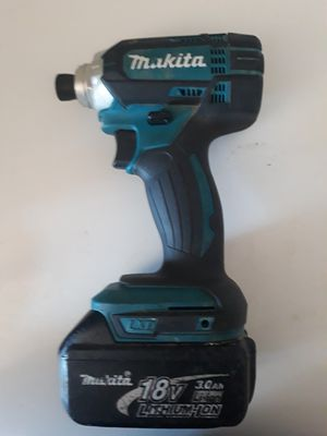 Makita Impact drill for Sale in Pittsburg, CA