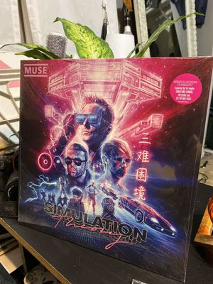 MUSE SIMULATION THEORY VINYL for Sale in Fontana, CA
