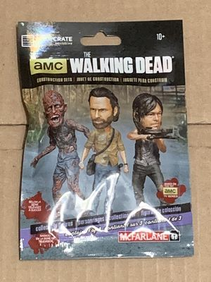 Loot Crate Exclusive AMC's The Walking Dead Collectible Figure McFarlane Toys for Sale in Los Angeles, CA