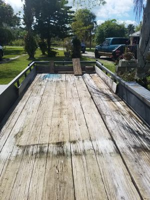 Trailer 16 foot multiple hitches for Sale in Palmetto, FL