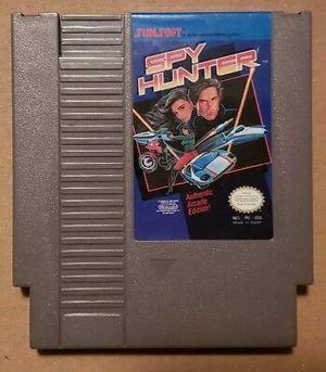 Spy Hunter (Nintendo Entertainment System, 1987) for Sale in Lisman, AL