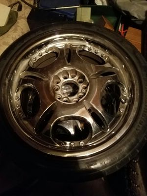 """Universal 18 """"rims must go by the weekend ! $ 300 or send a offer for Sale in Silver Spring, MD"""