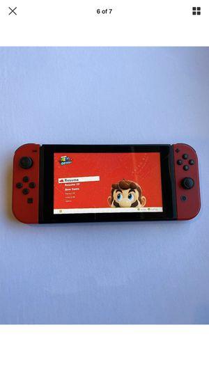Super Mario Odyssey Nintendo Switch Edition for Sale in Rancho Dominguez, CA