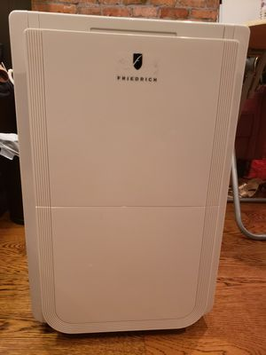 Friedrich 50 Pint Dehumidifier (Brand New) with Manual for Sale in Brooklyn, NY