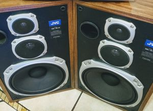 JVC speakers for Sale in Santa Ana, CA
