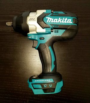 Makita 18v LXT Brushless High Torque Impact Wrench for Sale in San Jacinto, CA