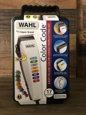 WAHL Color Code Clipper 17 pieces for Sale in Montebello, CA
