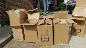 Free moving boxes for Sale in Alexandria, VA