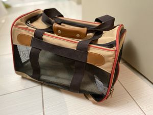 Sherpa Pet Cat Dog Carrier * LIKE NEW* for Sale in Arlington, VA