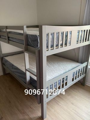 FULL/FULL BUNK BEDS W MATTRESSES INCLUDED. for Sale in Perris, CA