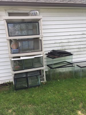Fish tanks for Sale in Eastpointe, MI