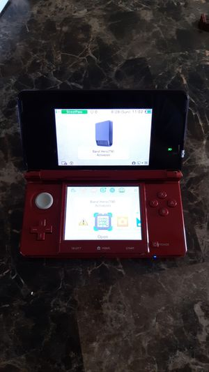Red Nintendo 3DS for Sale in Amherst, OH
