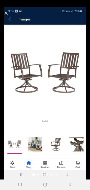 Patio Chairs for Sale in Washington, DC