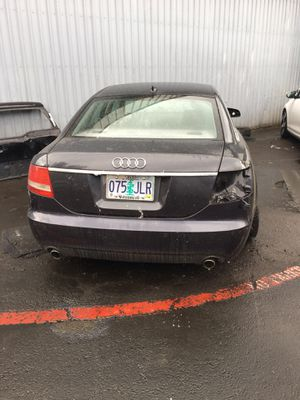 2006 Audi A6 part out. for Sale in Fairview, OR