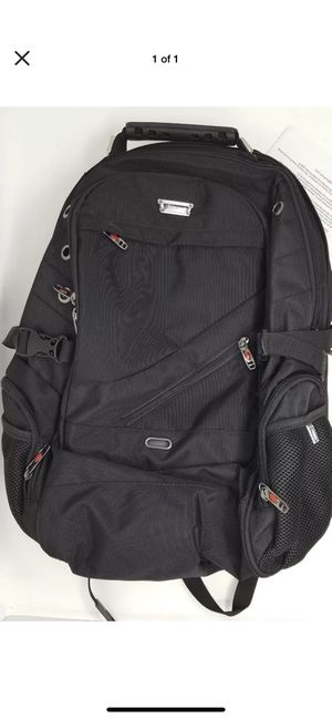 Laptop backpack w/ charging port for Sale in Swedesboro, NJ