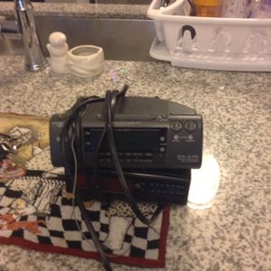 2 alarm clock with radio for Sale in Mesquite, TX