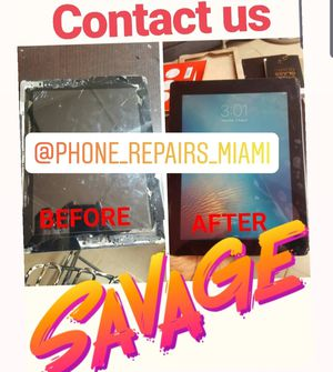 Ipad lcd and digitizer for Sale in Miami, FL
