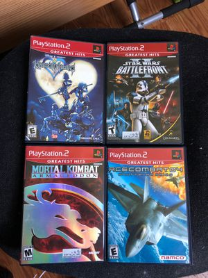 PlayStation 2 Greatest Hits Games for Sale in Paramus, NJ