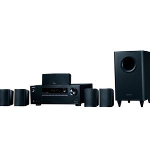 Onkyo HT-S3900 5.1-Channel Home Theater Receiver/Speaker Package,black for Sale in Henderson, KY