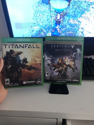 Titanfall an Destiny for Sale in Alexandria, VA