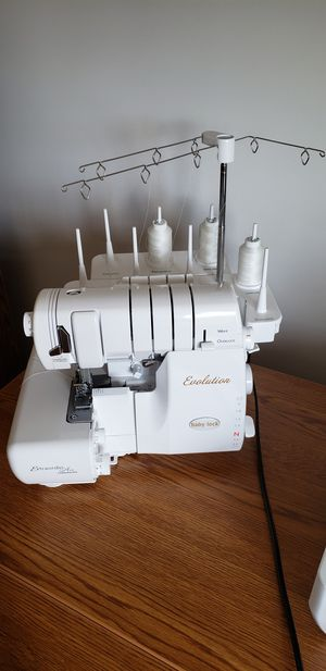 Baby Lock Evolution 8-Thread Embroidery Serger for Sale in Chalfont, PA