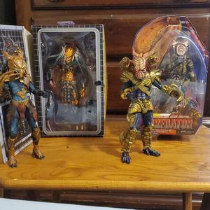 Predator Action Figures for Sale in Westport, CT