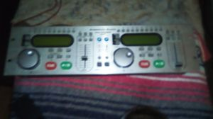 American audio dcd pro 300 mk2 dual CD player 110or best offer for Sale in Fresno, CA