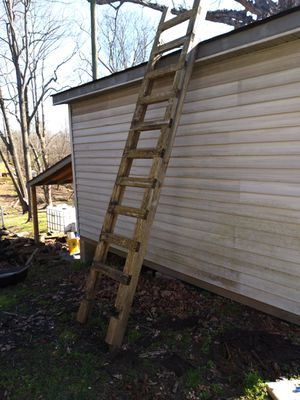Wooden ladder for Sale in Arcadia, SC