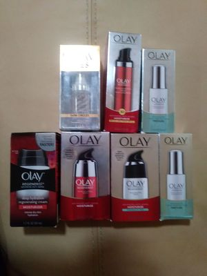 Brand new olay face\eye cream for Sale in San Francisco, CA