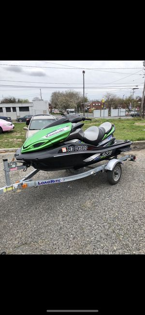 2012 Kawasaki Ultra 300x Supercharged 123Hours for Sale in Baltimore, MD