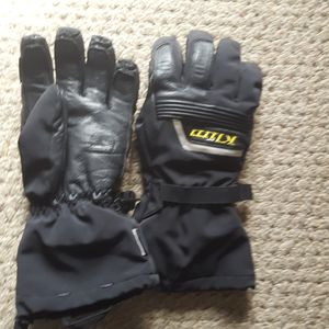Klim fusion snowmobile ski gloves for Sale in Portland, OR