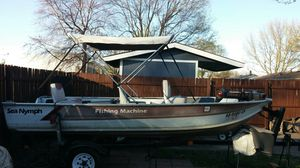 Fishing boat for Sale in Florissant, MO