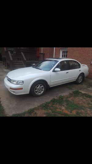 1999 Nissan Maxima GLE for Sale in Tucker, GA