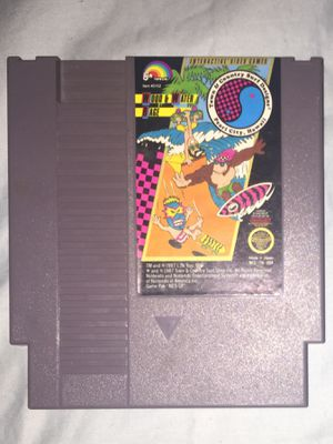 Used, Nintendo NES Games - T&C Surf Designs Wood Water Rage 1988 for Sale for sale  Martinez, CA