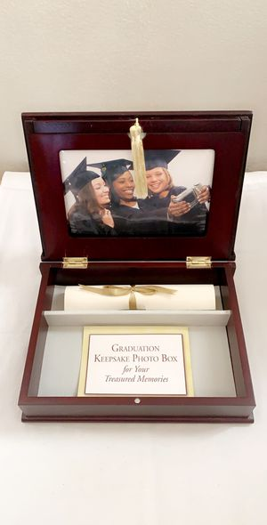 Graduation photo box for Sale in Phoenix, AZ