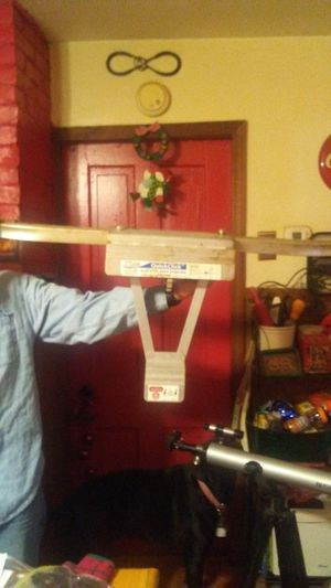 Quick click ladder stabilizer for Sale in Evansville, IN