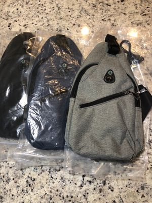 """""""New Style"""" Smart Crossbody Chest Backpack for Sale in Brentwood, NC"""