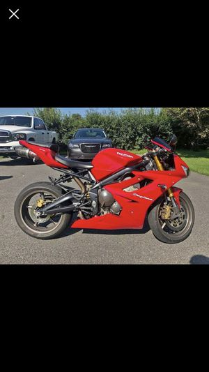 2007 triumph Daytona 675 for Sale in Centreville, VA
