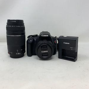 Canon Rebel T5 for Sale in Tempe, AZ