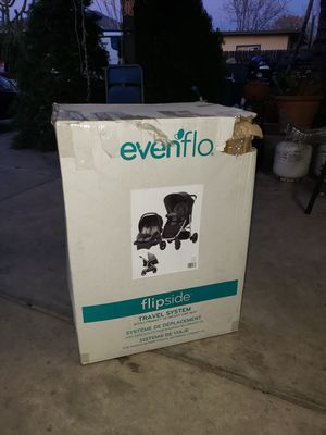 Evenflo flipside travel system for Sale in Huntington Park, CA