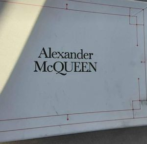 340 Brand New Alexander McQueen trainers blk white 340 for Sale in Tacoma, WA