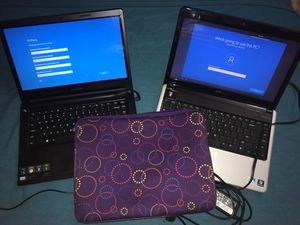 Dell Lenovo laptops with a FREE laptop sleeve for Sale in Wheaton, MD