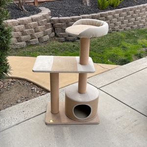 3' Cat Condo for Sale in Brentwood, CA