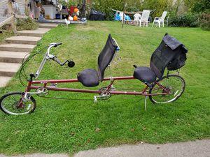 Eddys bike shop tandem bike for Sale in Norton, OH