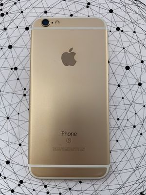 IPHONE 6s plus 32gb unlocked phone for Sale in Chelsea, MA