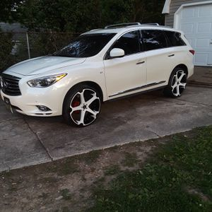 24 inch rims & tires for Sale in Baltimore, MD