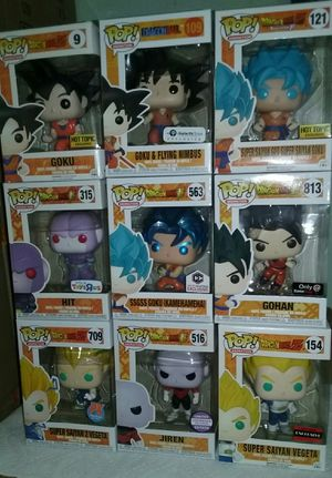 dragonball z exclusives for Sale in Los Angeles, CA