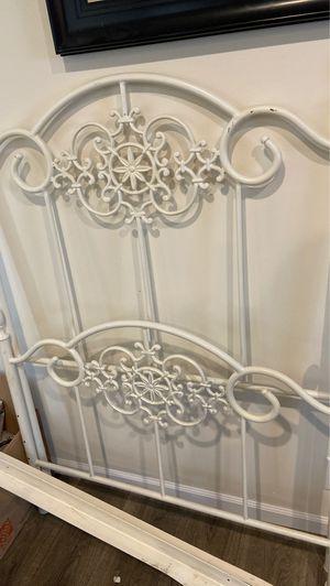 Twin bed frame for Sale in Davison, MI